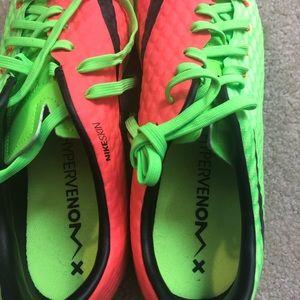 Nike Shoes - Nike Hypervenom X Indoor soccer shoes